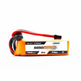 CNHL Ministar 6S 22.2V 450mAh 70C Lipo Battery with XT30 Plug for RC Drone FPV Racing
