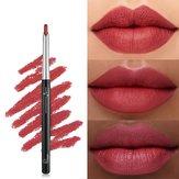 Pudaier 4D Automatische Rotation Velvet Matte Lipstick Pen Lips