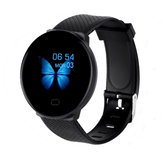 Bakeey 119 Plus 1.3' OLED Screen Wristband HR Blood Pressure O2 Monitor Multiple UI Long Standby Smart Watch