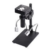 HAYEAR 41MP 2K 1080P 60FPS HD USB2.0 loupe de caméra de microscope à souder vidéo numérique industrielle avec support pour téléphone PCBTHT réparation