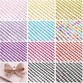 775pcs 3mm Self Adhesive Stick Gems Diamante Rhinestone Sparkle Strip Craft