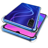 Bakeey Air Cushion Corner Shockproof شفاف Soft TPU حالة وقائية ل Xiaomi Mi9 Mi 9 Lite / Xiaomi Mi CC9