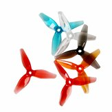 2 Pairs T-Motor T3140 3140 3.1x4 3.1 Inch 3-Blade Propeller M5 Hole for RC Drone FPV Racing