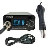 KSGER 700W STM32 OLED SMD Rework Station Desoldering Station Mobile Soldeirng Repair Tools Kit