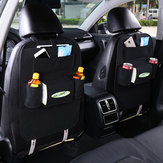 Auto Car Seat Back Hanging Multi-Pocket Storage Bag Organizer Holder Car Storage Box