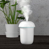 Humidificateur à brume USB 200 ml Humidificateur d'air Veilleuse humide