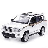 1/10 2.4G 4WD RCカーバッテリー付き車両オフロードモデルをシミュレート