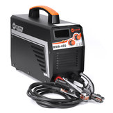 MMA-400 IGBT 20-400A 220V Digital Stick Welder DC Inverter ARC Svejsemaskine Clamp + Mask