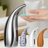 300ml Automatic Soap Dispenser Auto Sensor Liquid Smart Hand Washer Bathroom