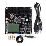 Conjunto Completo de DDS Drive Board Suporte Vários DDS Módulo AD9854 / 9954 LCD Display
