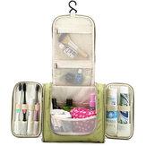 Mujer Travel Wash Bolsa Cosmética Bolso Almacenamiento multifunción Bolsa