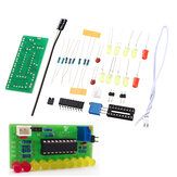 LM3915 10-segment Audio Level Indicator Kit Electronic Soldering Training experiment DIY Parts