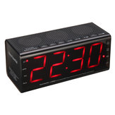 LEADSTAR MX-20 Bluetooth Speaker LED Screen Alarm Clock Super FM Radio MP3 Player