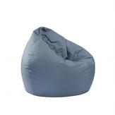 80x90 cm Przenośny pokrowiec na fasolkę 420D Oxford Wodoodporny leniwy pokrowiec na krzesło Ochraniacz na kurz