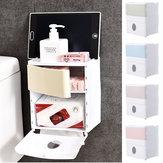 Bad Toilettenpapierhalter Tissue Kitchen Wall Mounted Storage Organizer Box