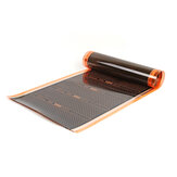 220V Underfloor Heating Film PTC Heating Film Frequency Conversion Heated Far Infrared Floor Heating Heated Mat Film