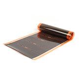 220V Pellicola riscaldante a pavimento Pellicola riscaldante PTC Conversione di frequenza Riscaldata Pellicola riscaldata a infrarossi lontani riscaldata a pavimento