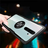 For Xiaomi Redmi Note 8 Pro Case Bakeey 360° Adjustable Ring Holder Anti-slip Shockproof Transparent TPU Protective Case