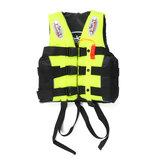 ポータブルオックスフォードライフジャケット水泳釣りボートカヤック浮力援助ベストM / L / XL
