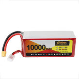 ZOP Power 14,8 V 10000 mAh 65C 4S Bateria Lipo XT60 Wtyczka do RC FPV Racing Drone
