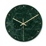CC009 Kreatywny zegar ścienny z wzorem marmuru Wyciszony zegar ścienny Kwarcowy zegar ścienny do dekoracji biura domowego