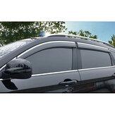 4 szt. Osłona przeciwsłoneczna na okno Osłona wentylacyjna Osłony przeciwdeszczowe Deflektory do Toyota RAV4 2019 ~ 2020