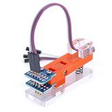 Test Parçalar PCB Test Fikstürü 1x3P 2.54MM Pitch Altın kaplama Probe Modül OPEN-SMART Arduino için - resmi Arduino panolarıyla çalışan ürünler
