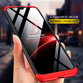 Bakeey 3 in 1 Double Dip 360 ° Hard الكمبيوتر Full Case Case for Xiaomi Mi A3 / Xiaomi Mi CC9E