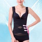 Ilcorposenzacuciturepiùsnello raccoglie il corsetto Shapewear sottile Dimagrante