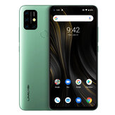 UMIDIGI Power 3 Global Bands 6,53 tommers FHD + Android 10 6150mAh NFC 48MP AI Firekameraer 4GB 64GB Helio P60 4G Smartphone