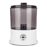 9L Ultrasonic Fruit Fruit Cleaner Máquina de desinfecção de lavagem Gerador de ozônio Purificador de esterilizador de limpeza