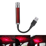 LED USB Atmosphere Ceiling Red Lights Motorcycle Car Star Lamp Pipe Roof Decoration