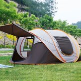 Tenda pop-up IPRee® per 5-8 persone 3 in 1 resistente all'acqua UV Resistenza per famiglie numerose