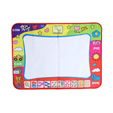 80*60CM Kids Add Water with Pen Doodle Painting Picture Water Drawing Play Mat in Drawing Toys Board Gift