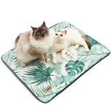 Dog Cooling Mat Pet Cat Chilly Breathable Non-Skid Summer Cool Bed Pad Cushion Pet Carpet