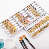 Peinture chinoise de Marie Pigment 18/24/36 Couleurs Aquarelle Peinture Ensemble Art Peinture Dessin Pigments Art Profesional Outils de peinture