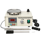 300W 220V Laboratory Lab Magnetic Stirrer Heating Plate Hotplate Mixer Equipment
