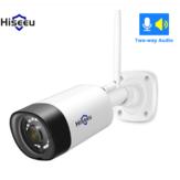 Hiseeu TZ-HB312 HD 1080P 2MP draadloze buiten bewakingscamera Weerbestendig Bullet IP WiFi buitencamera voor Hiseeu CCTV-camerasysteem