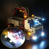 LED Light Lighting Kit ONLY For LEGO 42043 Technic For Benz Mercedes Arocs 3245 Vehicle Bricks Toys