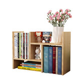 Bookshelf Desk shelf Organizer Free assemble