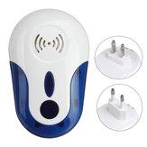 Électronique Ultrasonic Pest Repellent Pest Control Mouches Insectes Souris Abeilles Fourmis Répulsif