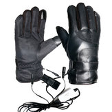 12V/36V-96V Motorcycle Electric Heated Gloves Scooter Warm Heating Winter Hand Warmer
