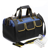 600D Thicking Oxford Cloth Tool Storage Work Bag Shoulder Strap Waterproof Box 13inch 15inch 17inch 19inch