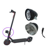 BIKIGHT 3LED Headlights Electric Scooter Spotlight Scooter Accessories For M365 Electric Scooter Ninebot Es1 Es2