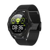 SENBONO S09 Full View HD Tela sensível ao toque Pulseira Health Tracker Caller ID Message Display IP68 Smart Watch