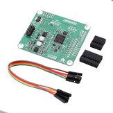 MMDVM-Relaiskarte MMDVM RPT HAT Raspberry Pi Relais-Erweiterungskarte Unterstützt digitale Relais