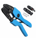 Crimper Solar Terminal Crimping Tools for 10 2.5/4/6mm² Solar PanelMC4 PV Cable Wire Crimpers Crimping Plier