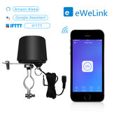 EWelink Smart WiFi Switch Water Valve Controller Home Automation System Gas Water Regelklep Werk met Alexa Google