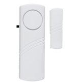 Магнитная сигнализация Датчик дверных окон шкафа Датчик Беспроводная сигнализация 90дБ сигнализация