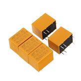 5Pcs HK4100F-DC3V 5V 9V 12V 24V-SHG 3A 6Pin Relay Module